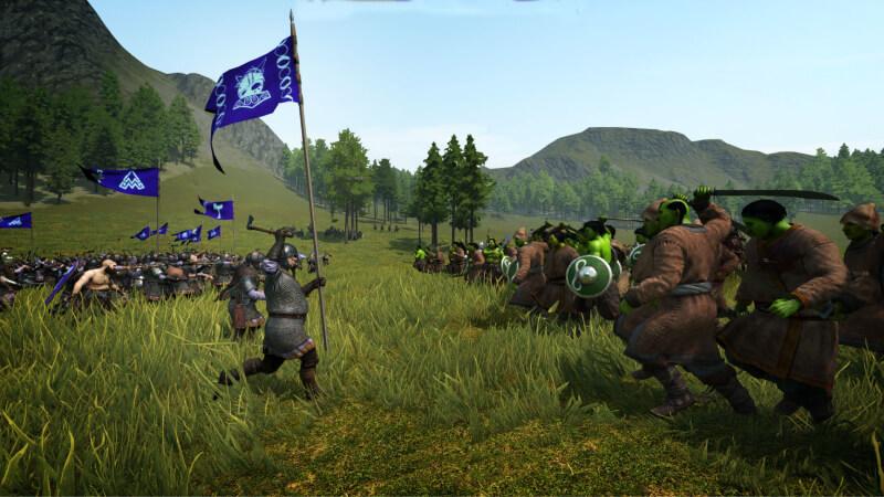Hammerlord screenshot